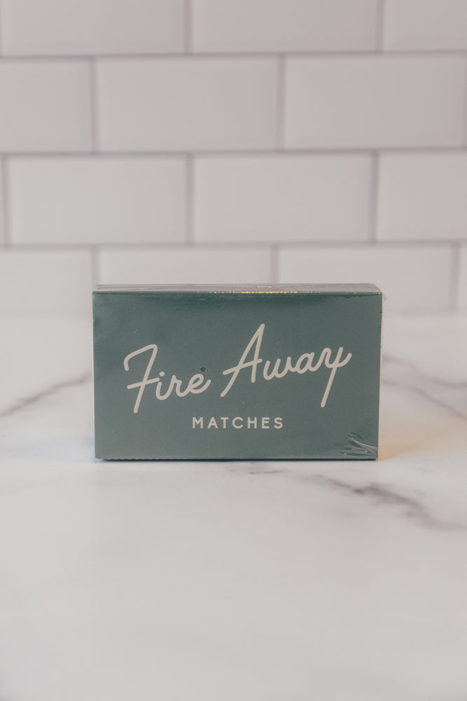 Fire Away Safety Matches