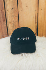 07016 Friends Dad Hat