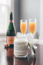 Bottomless Mimosas Candle