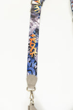 Adjustable Bag Strap - Graffiti