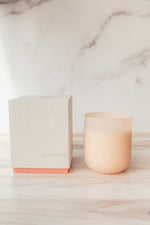 Bridal Aisle Glass Candle - Coconut Milk Mango