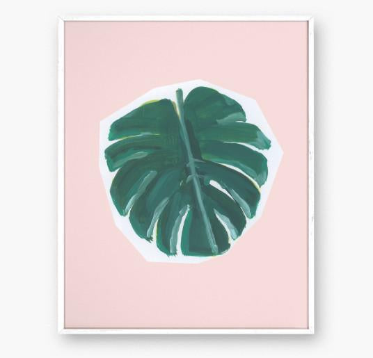 Daydream Prints Monstera 8x10 Art Print