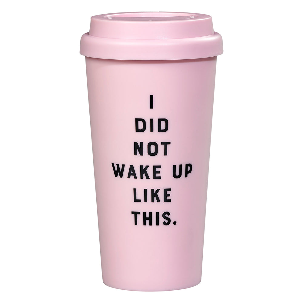 Travel Mug in I Did Not..
