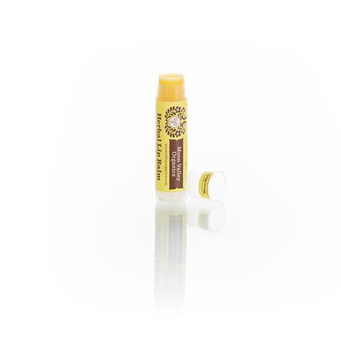 Beeswax Lip Balm in Vanilla Lemon