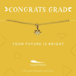 Grad Necklace - Your Future is Bright