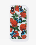 Sonix Rhinestone Butterfly Phone Case For iPhone X/Xs