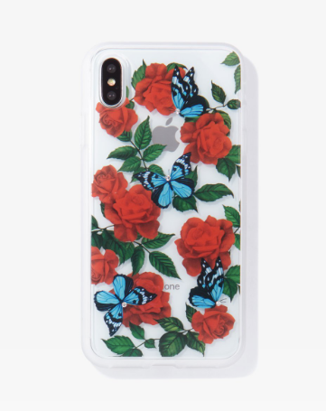 save off ddfab ec61a Sonix Rhinestone Butterfly Case for iPhone Xs Max