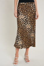 Night Out Skirt in Cheetah