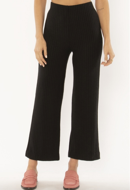 Carmen Pant in Black