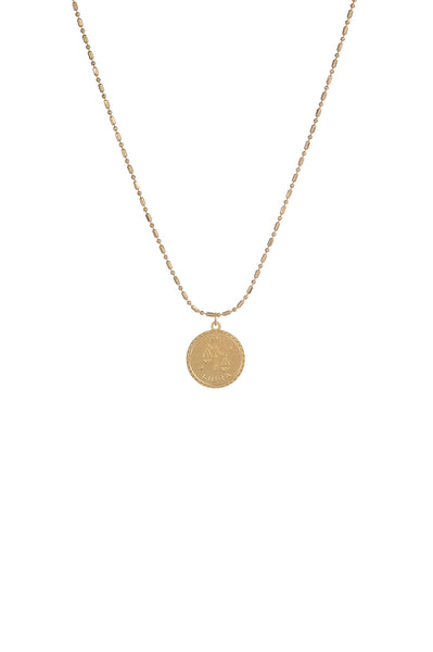 CAM Ascending Zodiac Necklace