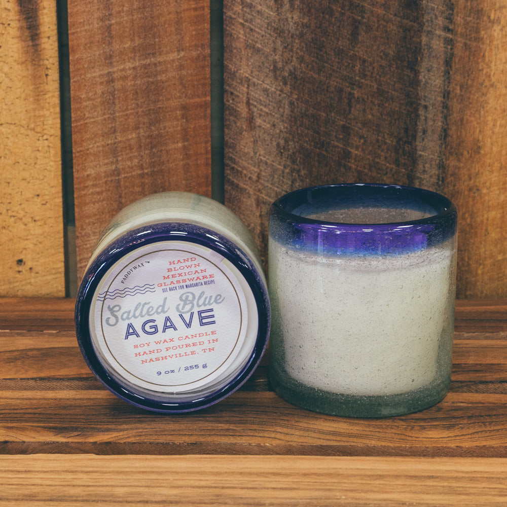 La Playa 9oz Candle in Salted Blue Agave
