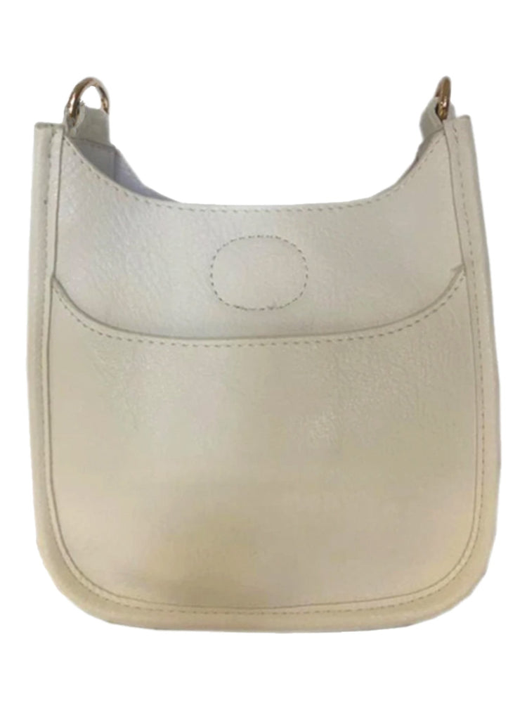 Petite Messenger without Strap in Camel