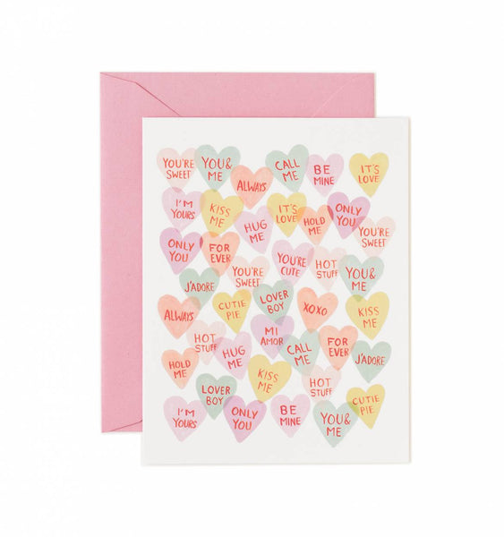 Rifle Paper Co. Valentine Sweethearts Card