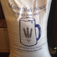 2-Row Pale Malt MAINE MALT