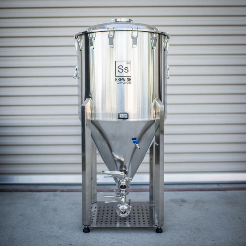 Ss Brewtech Chronical Fermenter - Brewmaster Edition