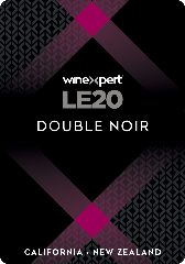 LE20 Double Noir - California / New Zealand **Limited Edition**