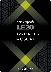 LE20 Torrontes Muscat - Mendoza, Argentina **Limited Edition**
