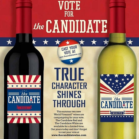 The CANDIDATE Wine Kit **Limited Edition**