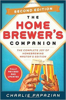 Home Brewer's Companion - Charlie Papazian