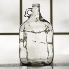 Growler 1 Gallon Clear