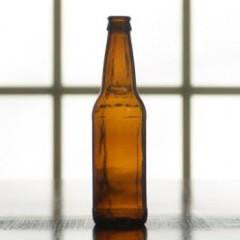 Beer Bottles 12oz Amber 24/case