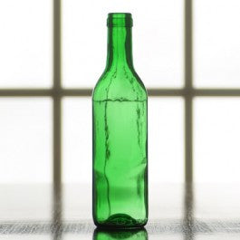 Green Semi-Bordeaux Bottles 375ml