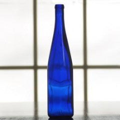 Blue Stretch Hock Bottles 750ml