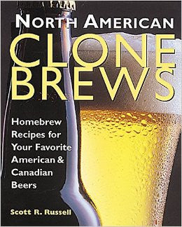 North American Clone Brews - Scott R. Russell