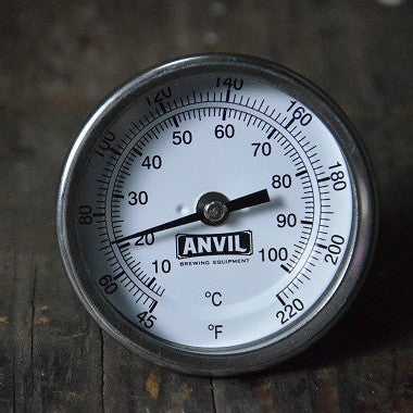 Anvil Thermometer