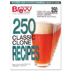 250 Classic Clone Recipes BYO Magazine