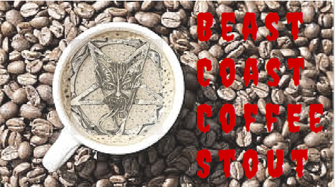 The Beast Coast Coffee Stout