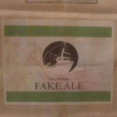 Bah Hahbah Fake Ale - ATLANTIC BREWING CO Real Ale Clone