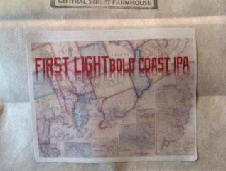 First Light Bold Coast IPA