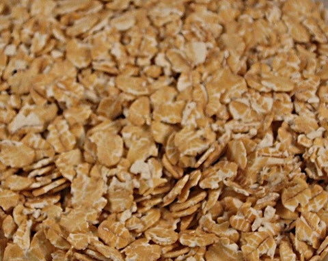 MAINE GRAINS Flaked Wheat - Organic
