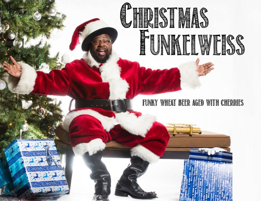 Christmas Funkelweiss Wheat Beer kit