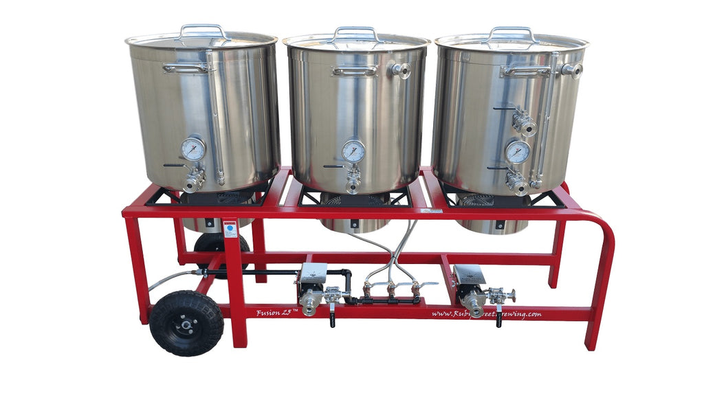 Fusion 25 Compact 25 Gallon Brewing System