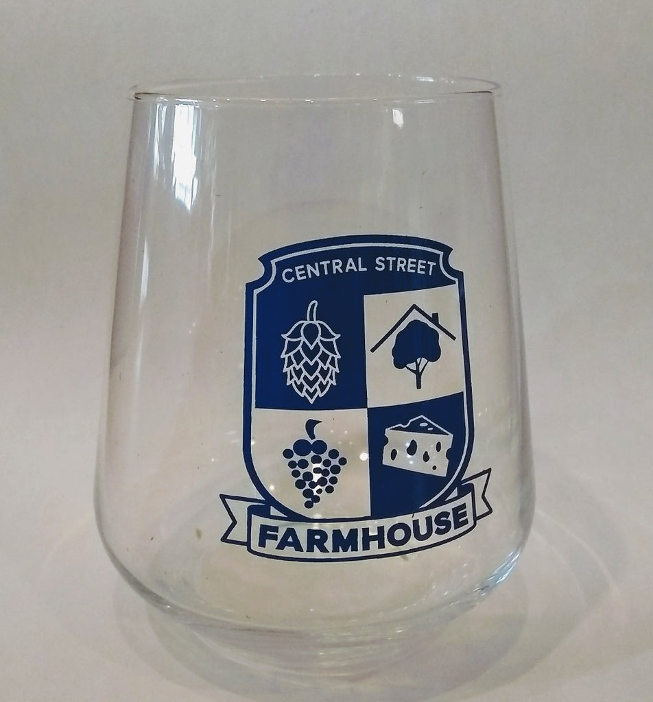 Central Street Farmhouse Stemless Wine Tumbler - 15oz.