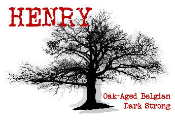 Henry Oak-Aged Belgian Dark Strong