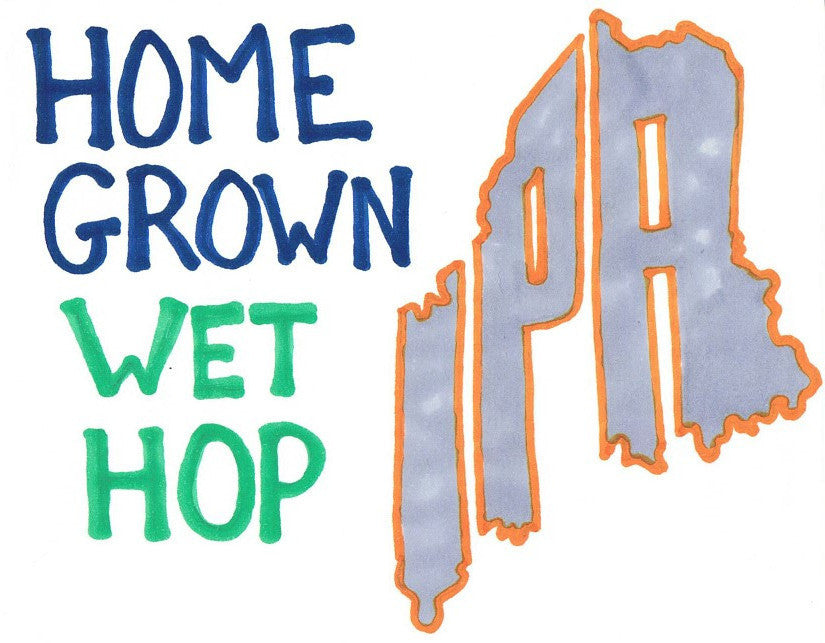 Homegrown Wet Hop IPA