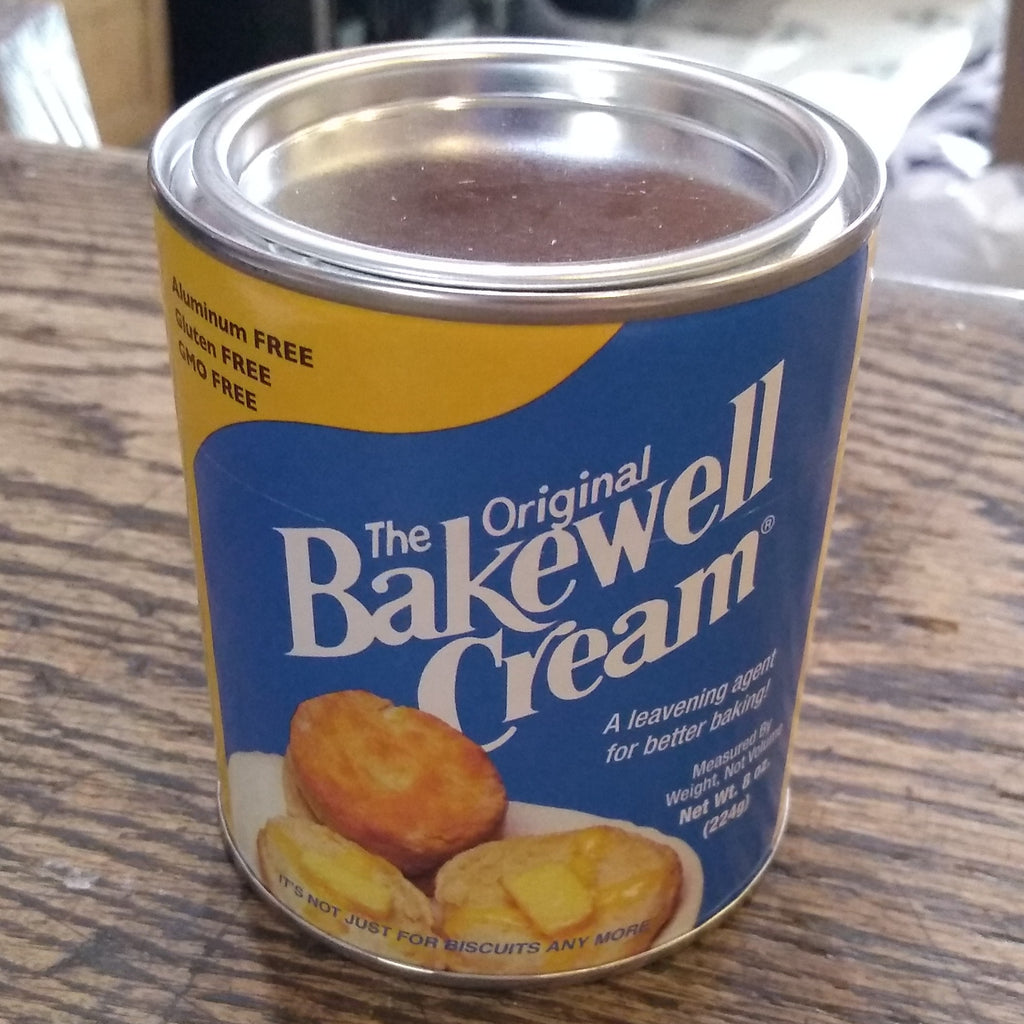 New England Cupboard Bakewell Cream