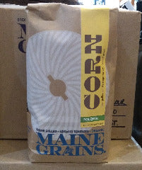 Maine Grains Organic Corn Polenta - 2.4lbs.