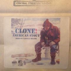 Clone! Vanilla Stout - MARSH ISLAND BREWING Flag! Clone