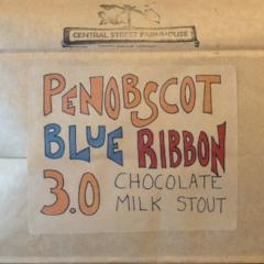 Penobscot Blue Ribbon 3.0: Chocolate Milk Stout