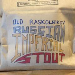 Old Raskolnikov Russian Imperial Stout