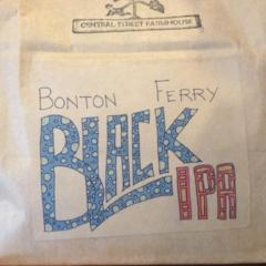 Bonton Ferry Black IPA
