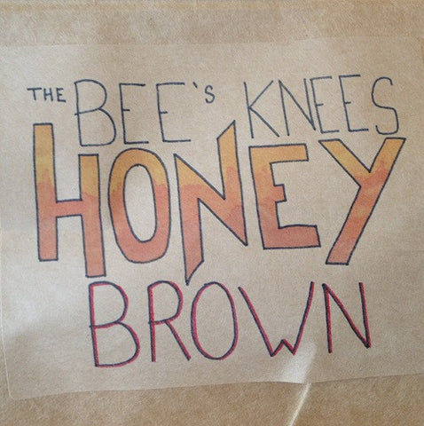 The Bee's Knees Honey Brown Ale