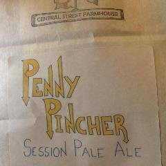 Penny Pincher Session Ale