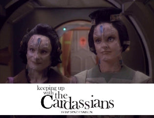 Keeping up with the Cardassions Deep Space Saison