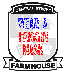 Wear a Friggin Mask Sticker