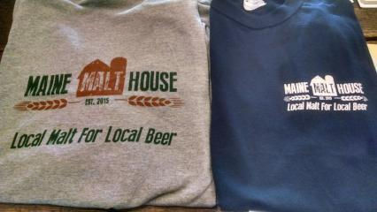Maine Malt T-Shirt
